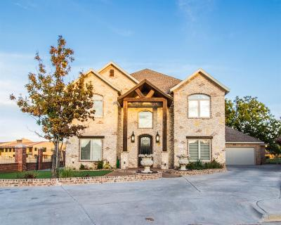 Lubbock Single Family Home Contingent: 5001 91st Street