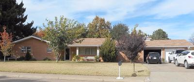 Levelland Single Family Home For Sale: 201 Willow Wood Lane