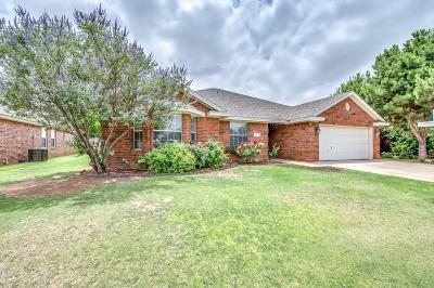 Wolfforth Single Family Home For Sale: 403 Longhorn Avenue