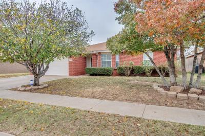 Single Family Home For Sale: 6318 14th Street