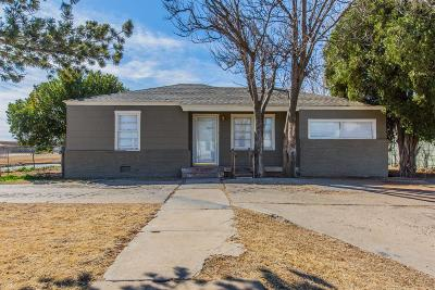 Lubbock Single Family Home For Sale: 1301 38th Street