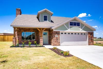 Lubbock Single Family Home For Sale: 8608 Kirby Avenue