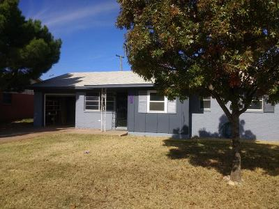 Single Family Home For Sale: 5422 35th Street
