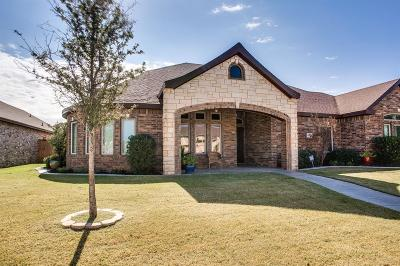 Lubbock Single Family Home For Sale: 6205 93rd Street