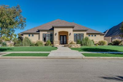 Lubbock Single Family Home For Sale: 3812 110th Street