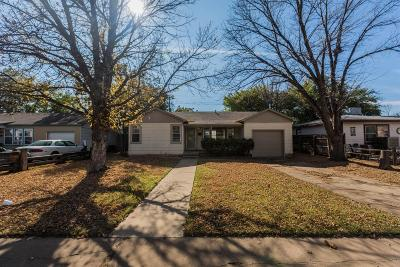 Single Family Home Under Contract: 2013 49th Street