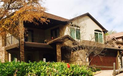 Ransom Canyon Garden Home For Sale: 31 W Lakeshore Drive