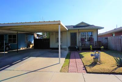 Lubbock Single Family Home For Sale: 2611 Colgate Street