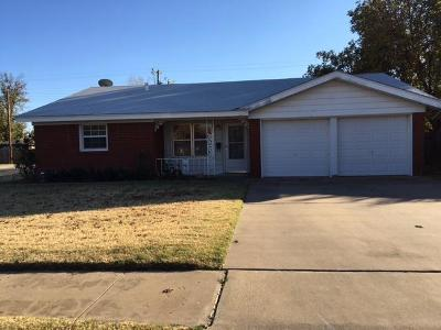 Lubbock Single Family Home For Sale: 5101 46th Street