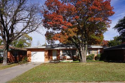 Lubbock Single Family Home For Sale: 3506 48th Street