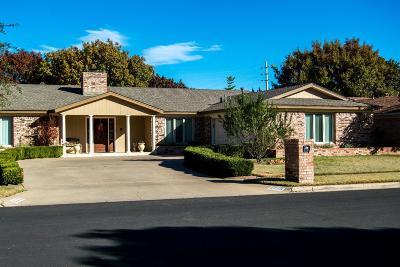 Lubbock Single Family Home For Sale: 8015 Vinton Avenue