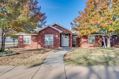 Lubbock Single Family Home For Sale: 222 Ave K