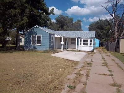 Lubbock Single Family Home For Sale: 2006 29th Street