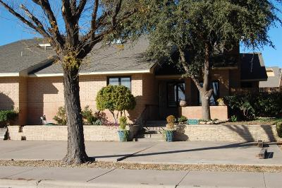 Lubbock Townhouse For Sale: 3208 59th Street