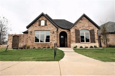 Lubbock Garden Home For Sale: 11804 Troy Avenue
