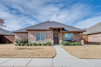 Lubbock Single Family Home For Sale: 12304 Peoria Avenue