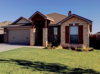 Lubbock TX Rental For Rent: $1,675
