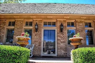 Lubbock Single Family Home For Sale: 4621 8th Street