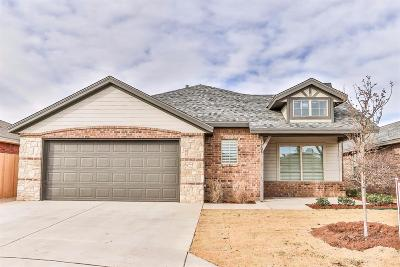 Lubbock Single Family Home For Sale: 7908 Ave N