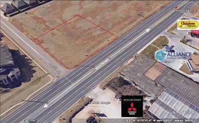 Lubbock Commercial Lots & Land For Sale: 82nd
