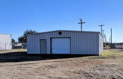Lubbock Commercial For Sale: 1116 North Ash Avenue