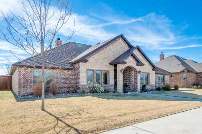 Lubbock Single Family Home For Sale: 4207 125th Street