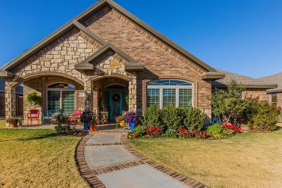 Lubbock Single Family Home For Sale: 6204 94th Street