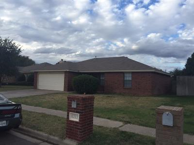 Lubbock Single Family Home For Sale: 6212 7th Street