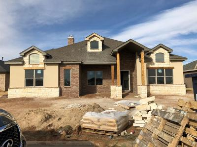 Lubbock Single Family Home For Sale: 3820 135th Street
