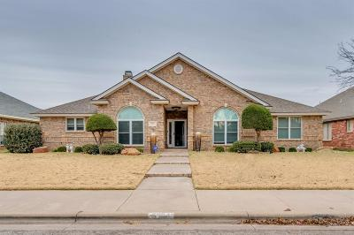 Lubbock Single Family Home For Sale: 5904 86th Street