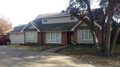 Lubbock Rental For Rent: 6401 Joliet Avenue
