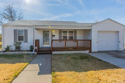 Single Family Home For Sale: 2513 36th Street