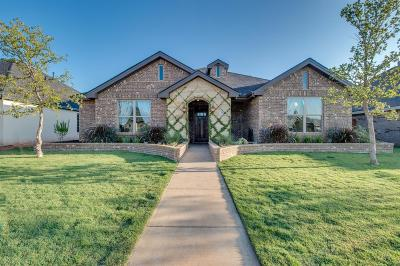 Lubbock Single Family Home For Sale: 7030 100th Street