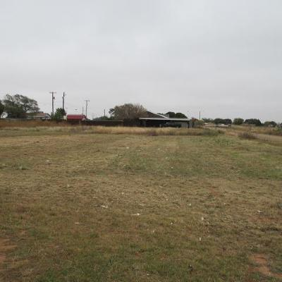 Lubbock TX Residential Lots & Land For Sale: $15,500