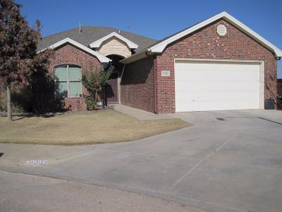 Single Family Home For Sale: 5402 105th Street