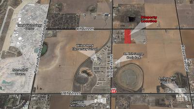 Lubbock Residential Lots & Land For Sale: 8501 4th Street