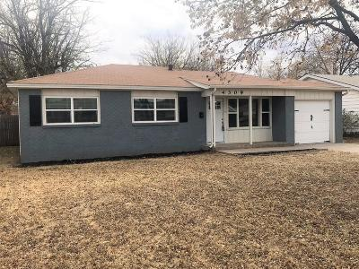 Single Family Home Under Contract: 4309 29th