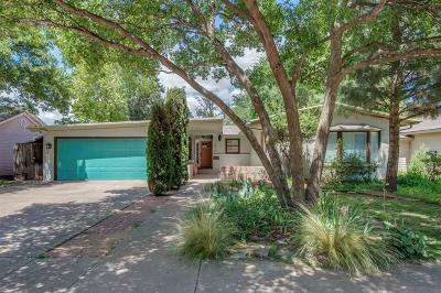 Lubbock Single Family Home For Sale: 2816 22nd Street