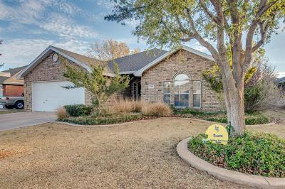 Single Family Home For Sale: 5909 90th Street
