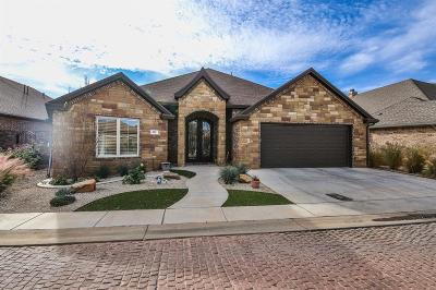 Lubbock Single Family Home For Sale: 33 Tuscan Villa Circle