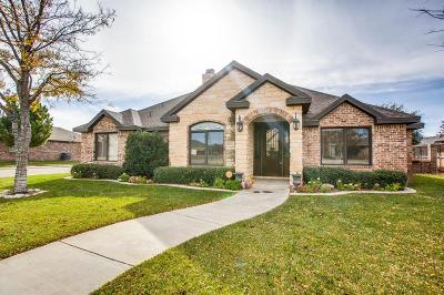 Lubbock Single Family Home For Sale: 6011 88th Place