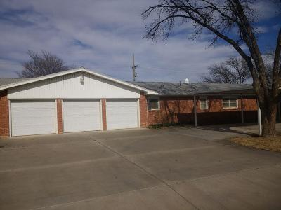 Wolfforth Single Family Home For Sale: 606 7th Street