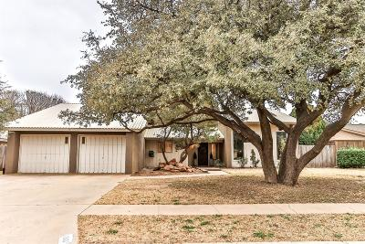 Lubbock TX Single Family Home For Sale: $239,800