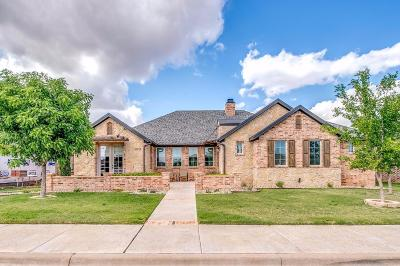 Lubbock Single Family Home For Sale: 4018 125th Street