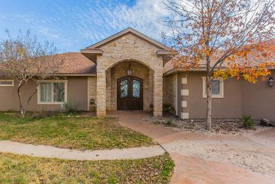 Lubbock Single Family Home For Sale: 6 Tommy Fisher
