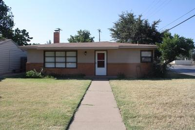 Single Family Home For Sale: 4319 40th Street