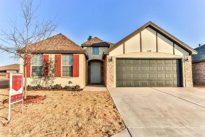 Lubbock Single Family Home For Sale: 2308 103rd