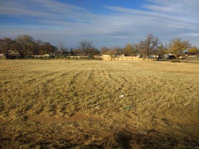 Lubbock Commercial Lots & Land For Sale: 6518 Temple Avenue
