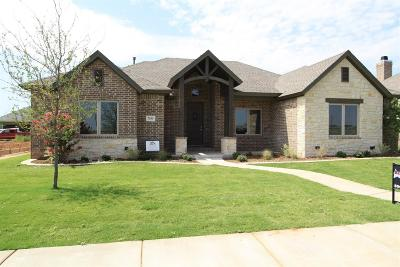Lubbock Single Family Home For Sale: 7035 99th Street