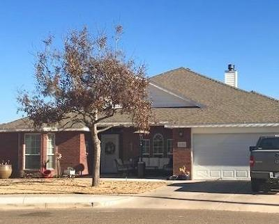 Lubbock Single Family Home For Sale: 6701 93rd Street